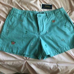 Polo Women's Shorts